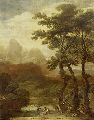 landscape-with-hunters